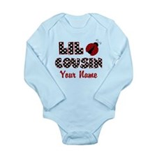 Little Cousin Ladybug Body Suit
