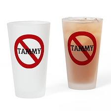 TAMMY Drinking Glass