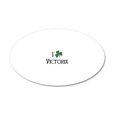 shams__Victoria_A 20x12 Oval Wall Decal