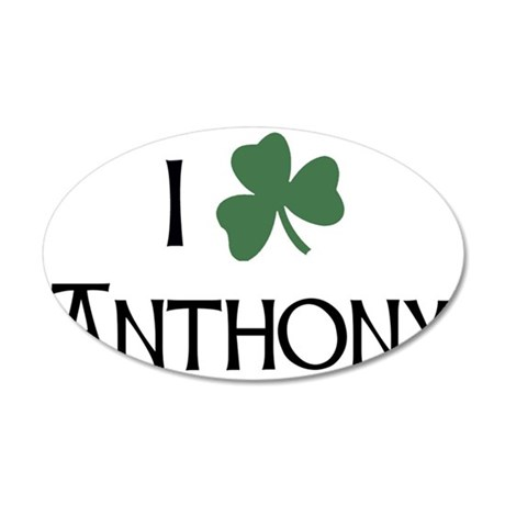 shams__Anthony_A 35x21 Oval Wall Decal