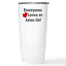 everyoneasiangifts2 Ceramic Travel Mug