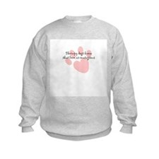 Love is Contagious Sweatshirt