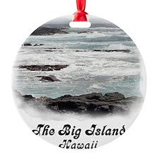 Ocean 07 LT Round Ornament