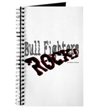 Bull Fighters ROCK! Journal