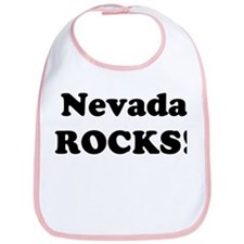 Nevada Rocks! Bib