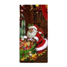 Santa Claus! Beach Towel