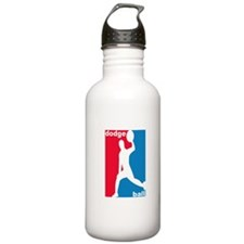 Dodgeball Association Water Bottle