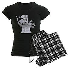 pflower-black Pajamas