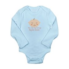 Personalize This 1st Christmas Body Suit