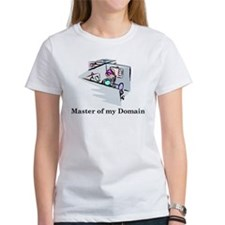 MASTER OF MY DOMAIN Tee