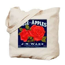 Rose Apples Wenatchee Washington Tote Bag