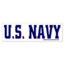 U.S. NAVY Bumper Bumper Sticker