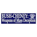 Bush-Cheney: Weapons of Mass Deception
