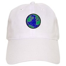 Earth Baseball Cap