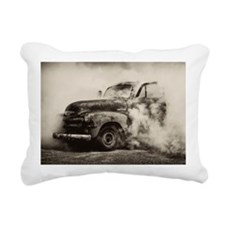 Cute Tires Rectangular Canvas Pillow