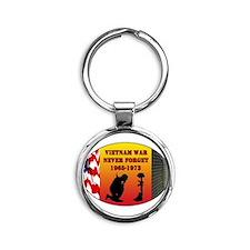 Vietnam War Memorial Keychains