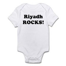 Riyadh Rocks! Infant Bodysuit