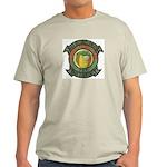 Cubi Point Jungle Patrol Ash Grey T-Shirt