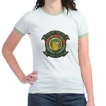 Cubi Point Jungle Patrol Jr. Ringer T-Shirt