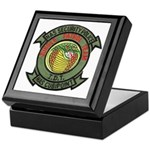 Cubi Point Jungle Patrol Keepsake Box