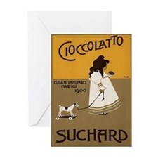 Cioccolatto Greeting Cards (Pk of 10)