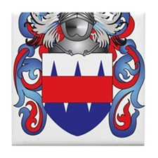 Linka Coat of Arms - Family Crest Tile Coaster
