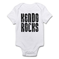 Kendo Rocks Onesie