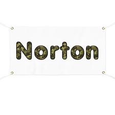 Norton Army Banner