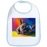 French Bulldog 5 Bib