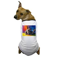 French Bulldog 5 Dog T-Shirt
