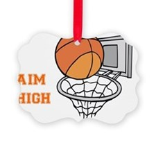Aim High Ornament