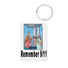 Remember 911 Keychains