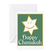 Chanukah 2 Greeting Card