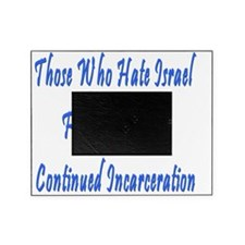 Pollards Continued Incarceration Picture Frame