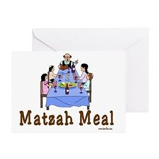 Matzoh Meal Greeting Card