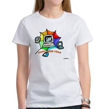 Jewish New Year Web Tee