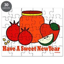Have a sweet new year Puzzle