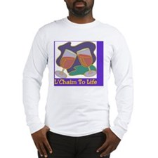 LChaim TO Life Long Sleeve T-Shirt