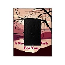 A new years wish for you Picture Frame