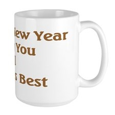 Jewish New Years Best Mug