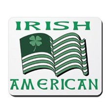 IRISH AMERICAN FLAT Mousepad