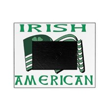 IRISH AMERICAN FLAT Picture Frame