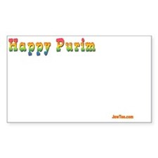 Happy Purim insert 3 Decal