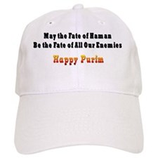 Happy purim insert 4 Baseball Cap