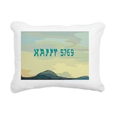 HAPPY 5769 Rectangular Canvas Pillow