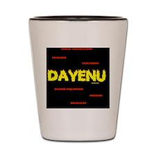 2-Dayenu Shot Glass