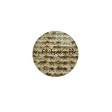 My First Passover Marzoh Mini Button