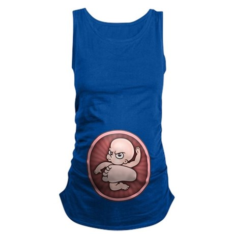 baby-kick-2-T.png Maternity Tank Top