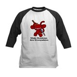 Red Ninja Claw Everywhere Tee