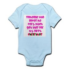 First Christmas Infant Bodysuit